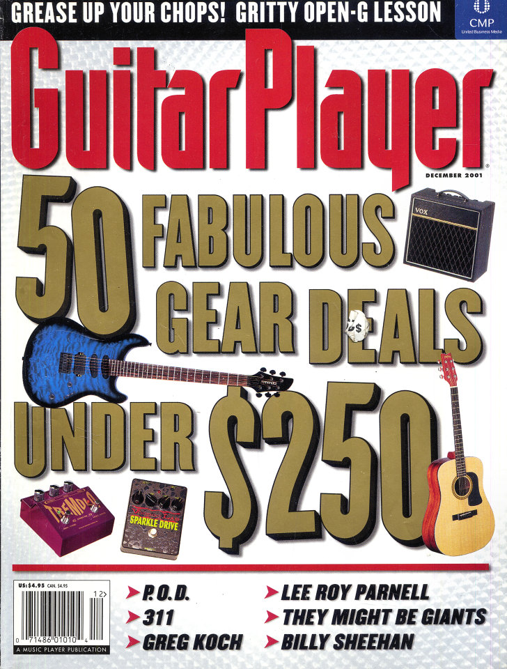 Guitar Player Vol. 35 No. 12