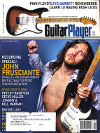 Guitar Player Vol. 40 No. 11 Magazine