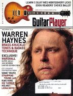 Guitar Player Vol. 40 No. 12 Magazine