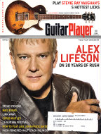 Guitar Player Vol. 40 No. 3 Magazine