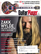Guitar Player Vol. 40 No. 6 Magazine