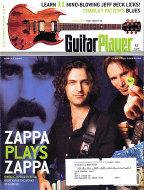 Guitar Player Vol. 40 No. 8 Magazine
