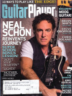 Guitar Player Vol. 42 No. 11 Magazine