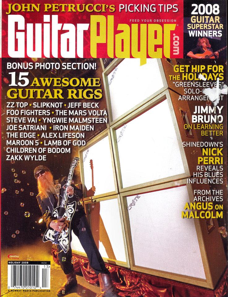 Guitar Player Vol. 42 No. 13