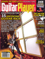 Guitar Player Vol. 42 No. 13 Magazine