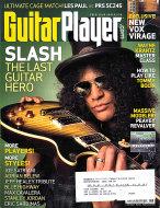 Guitar Player Vol. 42 No. 6 Magazine