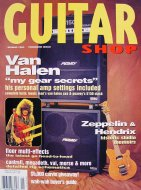 Guitar Shop Vol. 1 No. 1 Magazine