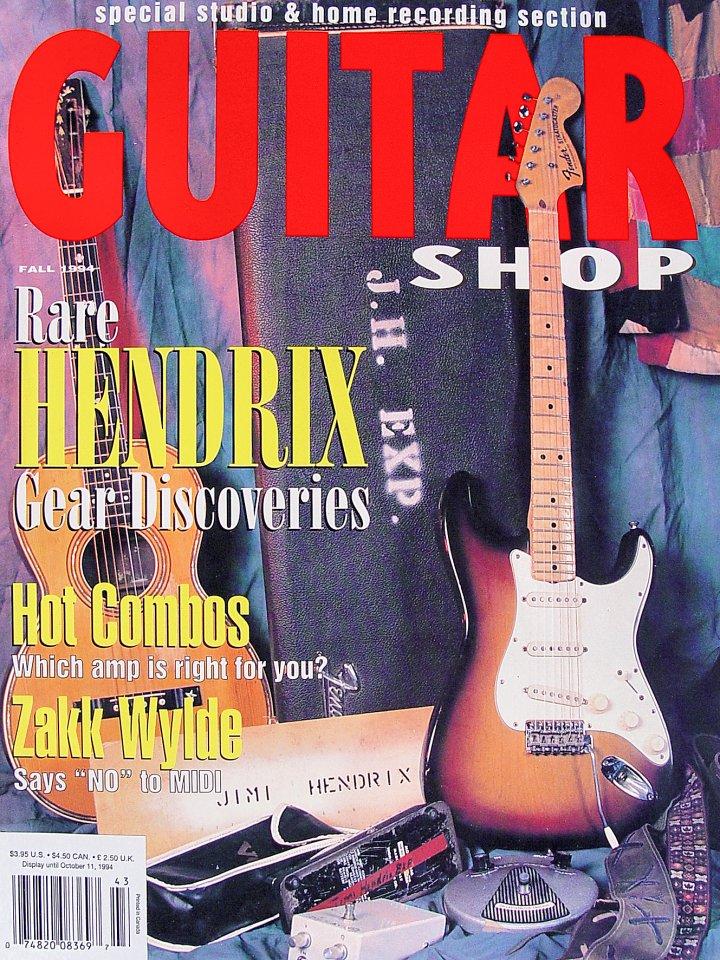 Guitar Shop Vol. 1 No. 3