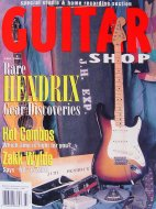 Guitar Shop Vol. 1 No. 3 Magazine