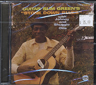 Guitar Slim Green CD
