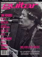 Guitar Vol. 7 No. 8 Magazine