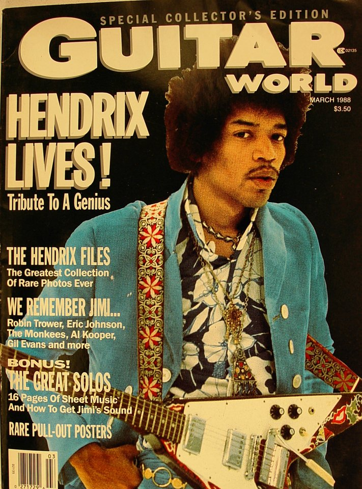 Guitar World No. 9 No. 2