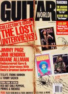 Guitar World Nov 1,1991 Magazine