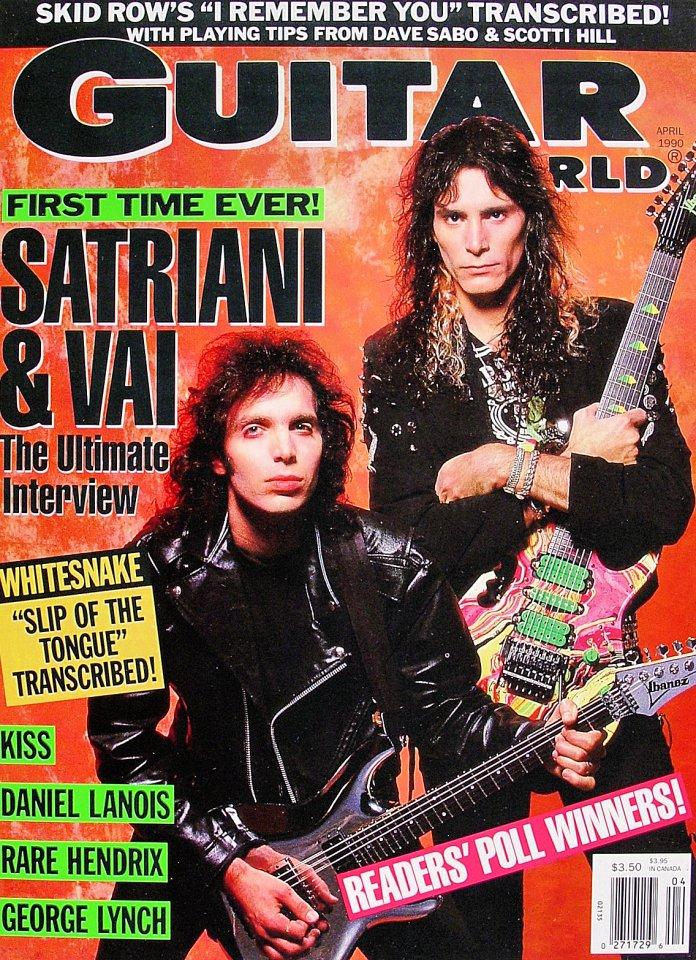 Guitar World Vol. 11 No. 4