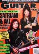 Guitar World Vol. 11 No. 4 Magazine
