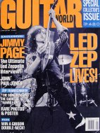 Guitar World Vol. 12 No. 1 Magazine