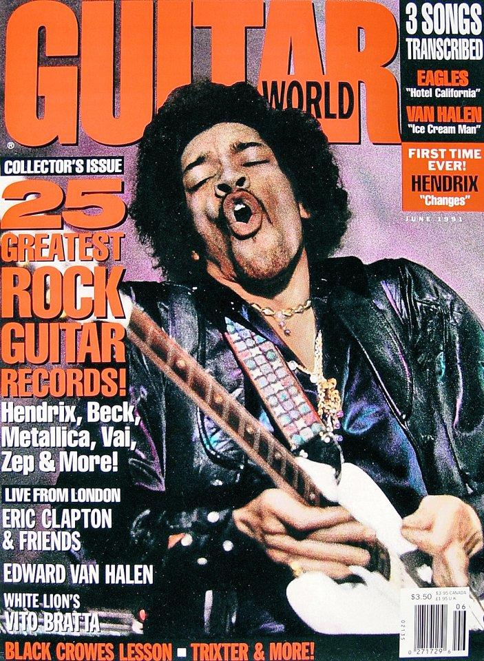 Guitar World Vol. 12 No. 5