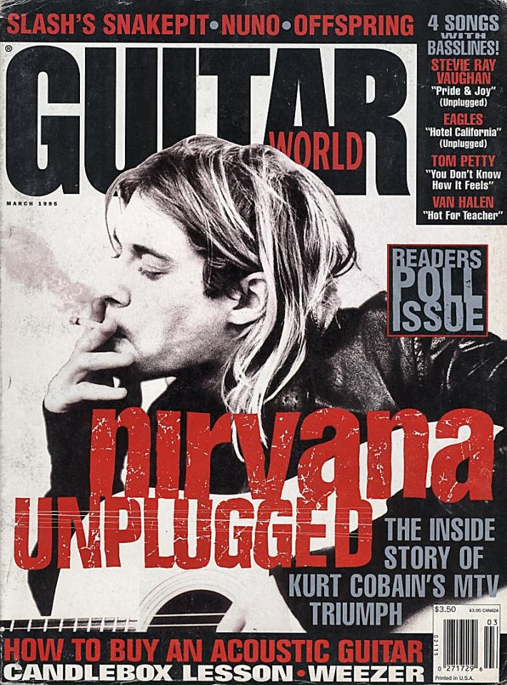 Guitar World Vol. 15 No. 3