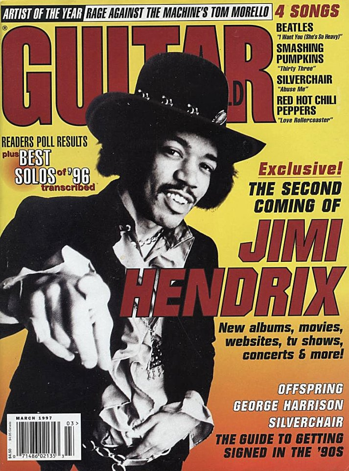 Guitar World Vol. 17 No. 3