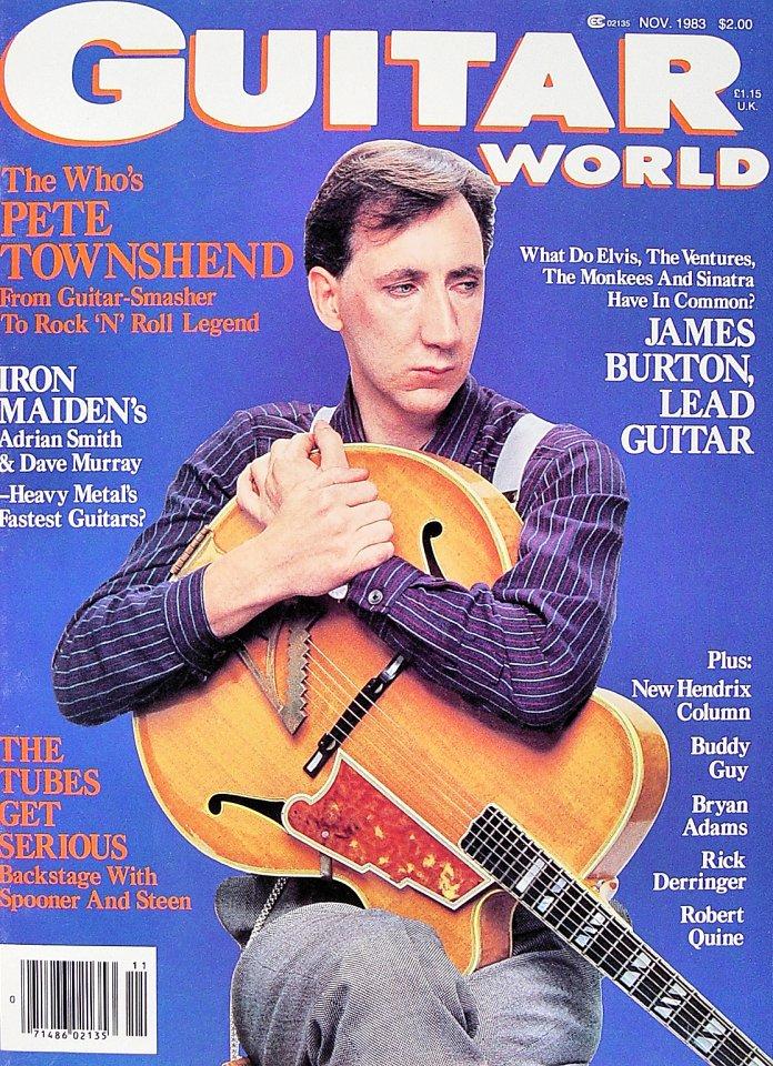 Guitar World Vol. 4 No. 6