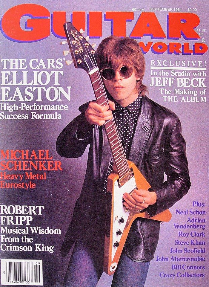 Guitar World Vol. 5 No. 5