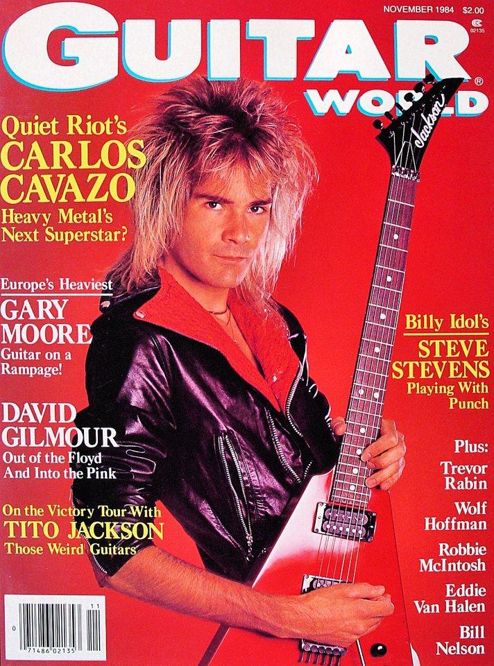 Guitar World Vol. 5 No. 6