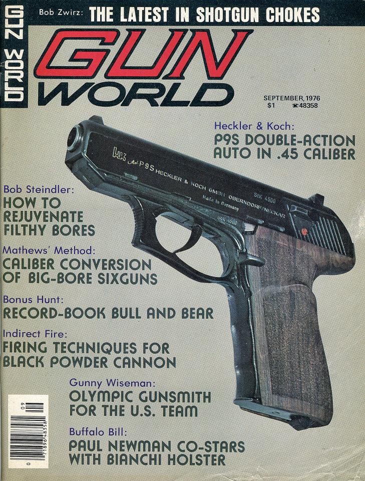 Gun World Vol. XVII No. 1