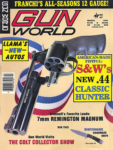 Gun World Vol. XXVIII No. 7 Magazine