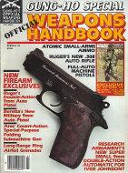 Gung-Ho Official Weapons Handbook Magazine