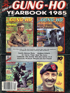 Gung-Ho Yearbook '85 Magazine