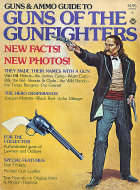 Guns & Ammo Guide to Guns of the Gunfighters Book