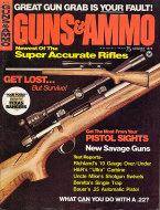 Guns & Ammo Vol. 16 No. 8 Magazine