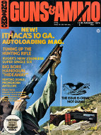 Guns & Ammo Vol. 18 No. 8 Magazine