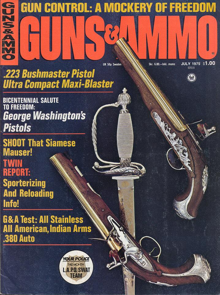 Guns & Ammo Vol. 19 No. 7