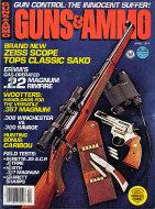 Guns & Ammo Vol. 23 No. 4 Magazine