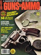 Guns & Ammo Vol. 24 No. 8 Magazine