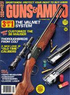 Guns & Ammo Vol. 24 No. 9 Magazine