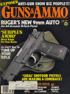 Guns & Ammo Vol. 31 No. 6 Magazine