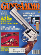 Guns & Ammo Vol. 31 No. 8 Magazine