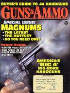Guns & Ammo Vol. 37 No. 1 Magazine