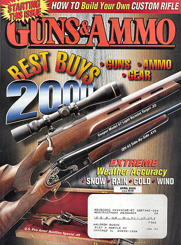 Guns & Ammo Vol. 44 No. 4 Magazine