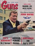Guns Apr 1,1974 Magazine