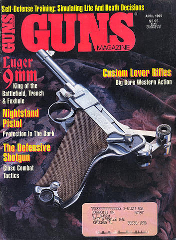 Guns Vol. 41 No. 4-484 Magazine