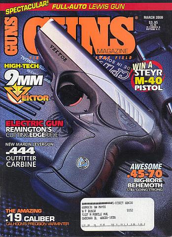 Guns Vol. 46 No. 03-543 Magazine