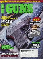 Guns Vol. 46 No. 6 - 546 Magazine