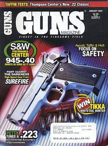 Guns Vol. 48 No. 01-565 Magazine