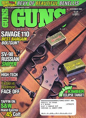 Guns Vol. 48 No. 12-576 Magazine