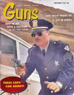 Guns Vol. IX No. 9 - 104 Magazine