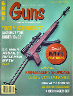 Guns Vol. XXVII No. 1 - 0 Magazine