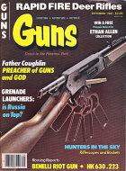 Guns Vol. XXVII No. 9 - 1 Magazine